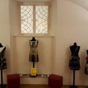 pop-up store: nachhaltige Mode von fabrari im Reisesalon 2016 - Schönbrunn, Wien
