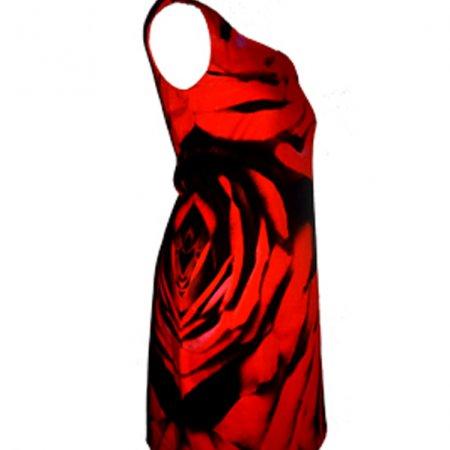 Etuikleid Rosen - ein Kleid für besondere Anlässe