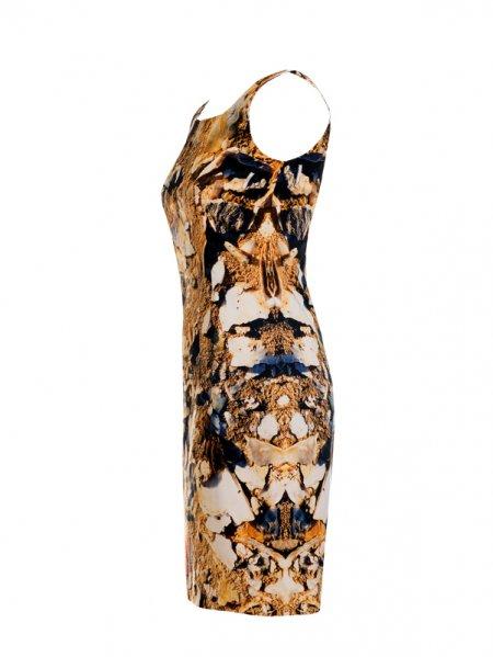 Designer Fotoprint Motiv von Sandstrand mit Muscheln