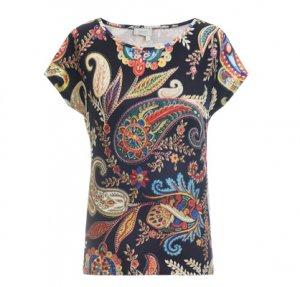 Designer Fotoprint Shirt mit orientalischem Motiv