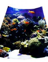 Designer Rock Aquarium