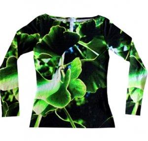 langarm Shirt Ginko