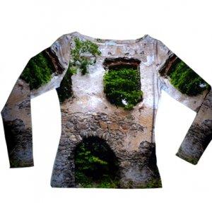 Shirt Lichtenfels - langarm, Fotomotiv