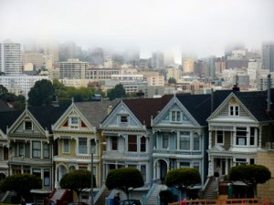 Foto: fabrari - Alamo Square, San Francisco