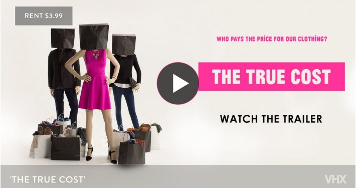 the true cost - video