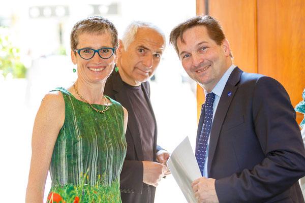 """Eröffnung der Ausstellung """"Gartenmanie der Habsburger"""", Baden 22.4.16 Dr.phil. Ulrike Scholda, Leitung der Badener Museen"""