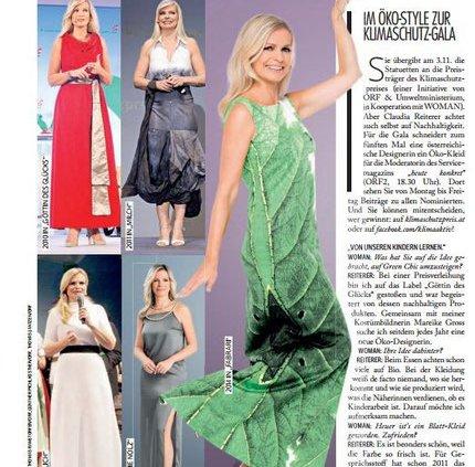 Woman - Ausgabe 10-2014