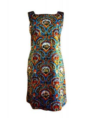 Etuikleid Kacheln Golestan - ein Kleid für besondere Anlässe, Hochzeitsgäste