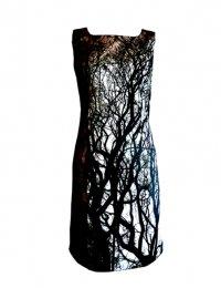 Etuikleid Verzweigungen - ein Kleid für besondere Anlässe, Hochzeitsgäste
