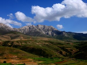 Foto: Berglandschaft M Iran, Ramin Ghotb
