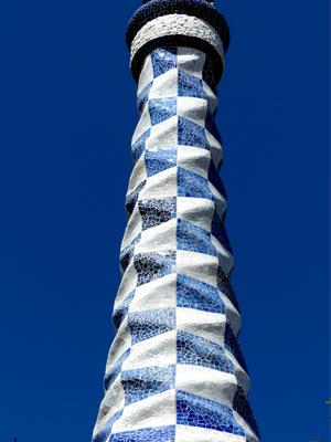 Foto Gaudi Turm Fabrari