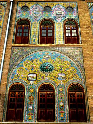 Foto Golestan Palast Fabrari