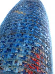 Foto: Fabrari, Torre Agbar, Barcelona