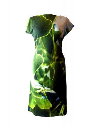 Jerseykleid Ginko