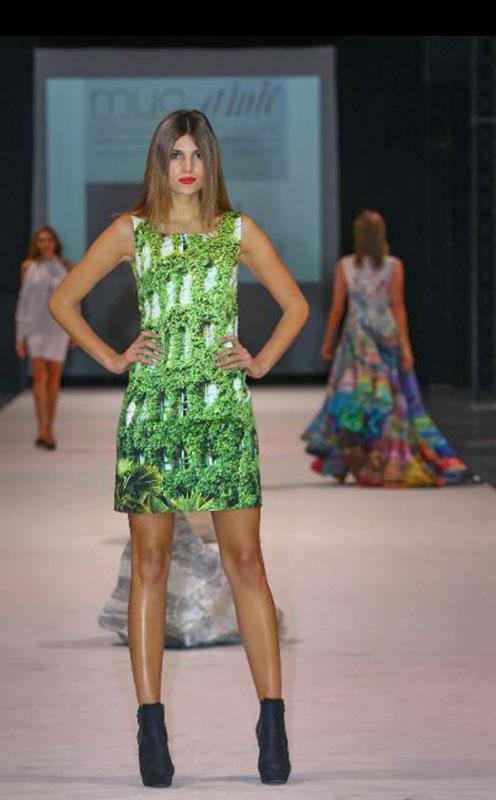 Modeschau Fashion Days Nürnberg, August 2014