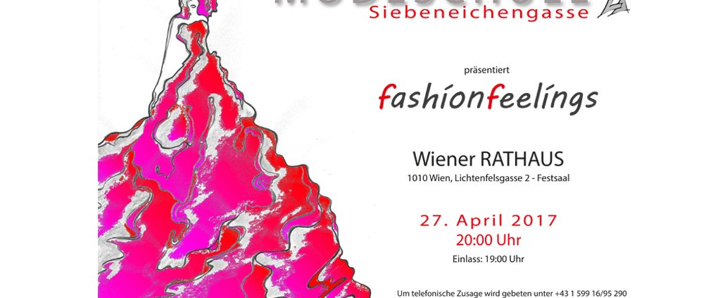 Modeschau Modeschule Siebeneichen Fabrari