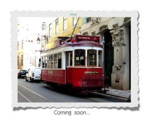 Straßebahn Lissabon fabrari