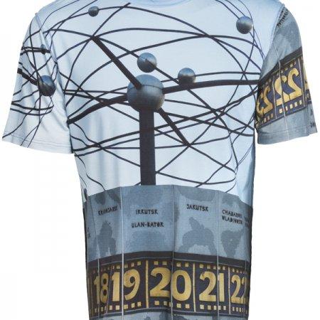 Shirt Weltzeituhr