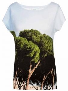 "T-Shirt ""Pinienbäume"""