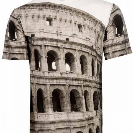 Herren Shirt Kolloseum