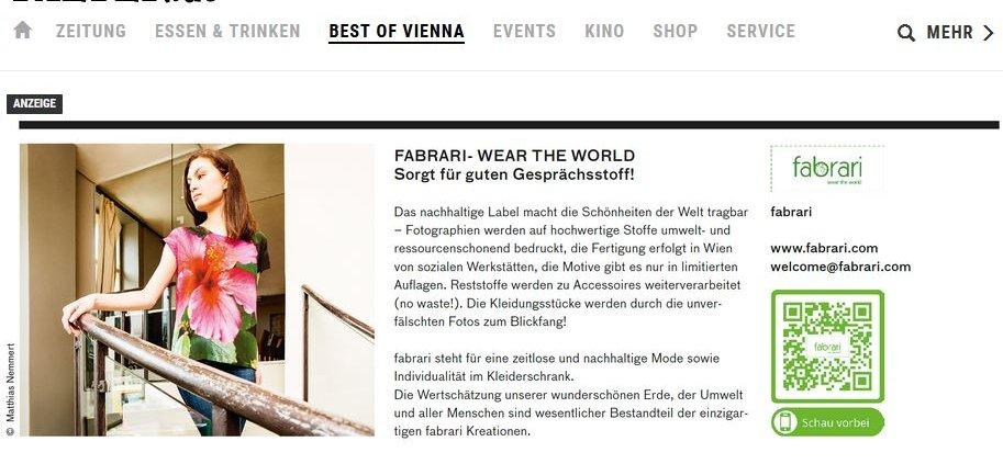 Falter- Best of Vienna