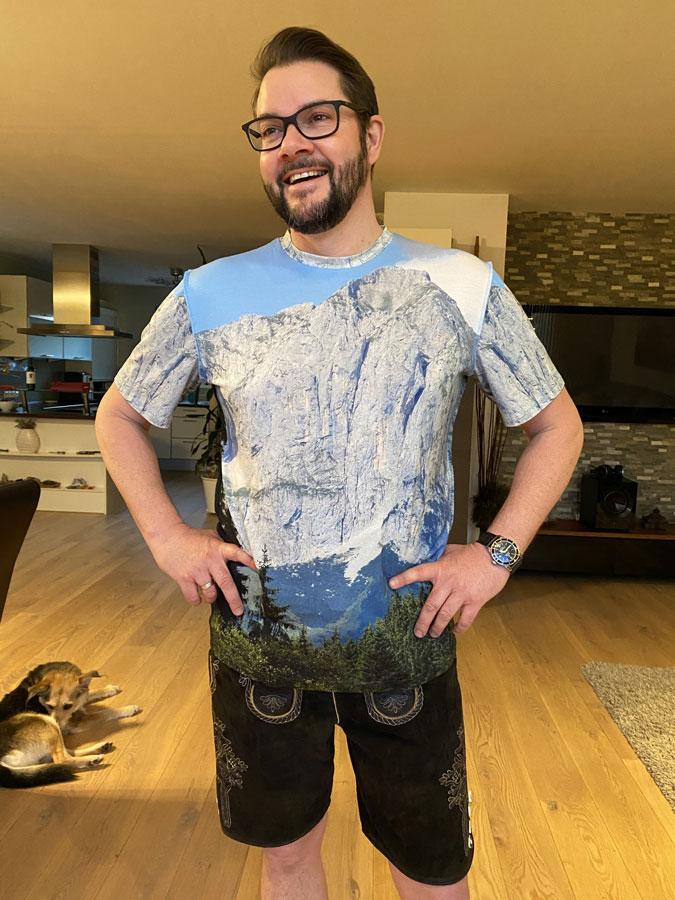Wilder-Kaiser Shirt